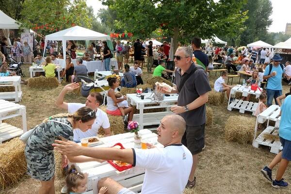FOTO: Ukusi Vojvodine: Limanski park kao raj za gurmane