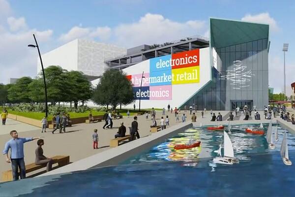 VIDEO: Ovako će izgledati novi tržni centar kraj Spensa