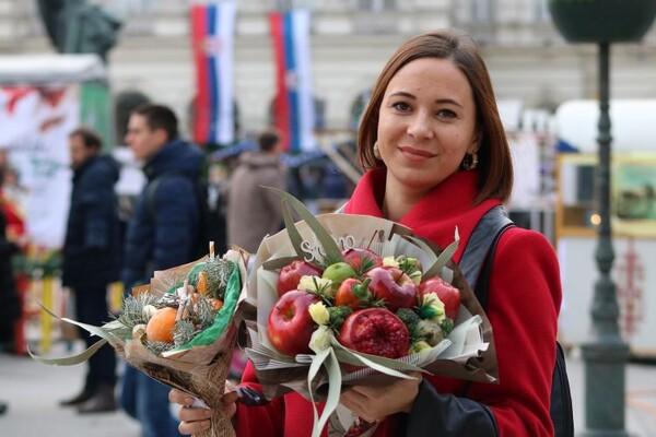 NOVOSAĐANI: Jestivi buketi iz Rusije u srcu Vojvodine