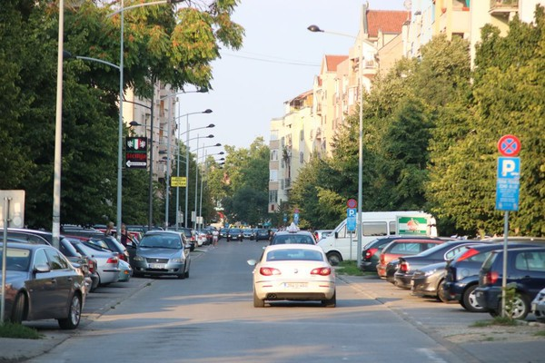 Menja se režim saobraćaja u Ćirpanovoj i okolnim ulicama