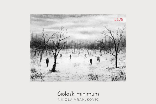 """Album Nikole Vranjkovića """"Biološki minimum"""" je koncertni maksimum"""