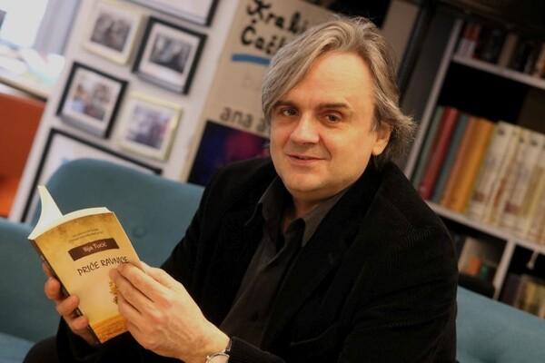 Ilija Tucić, pisac: Sa Podbare sam oduvek, Novosađanin sam postao vremenom