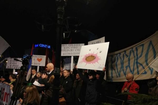 """FOTO i VIDEO: Novosađani nastavljaju sa protestima """"Jedan od pet miliona"""""""