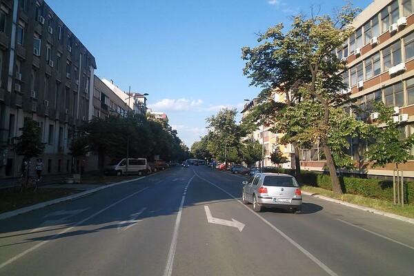 U ulici Maksima Gorkog zapaljen džip bivšeg načelnika Gradske uprave za urbanizam