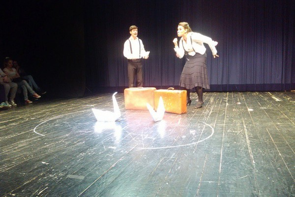 "Predstava ""Naše mesto"" u sredu u KCNS"