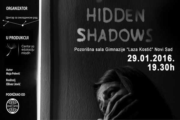 """Gimnazija """"Laza Kostić"""" vas poziva na dokumentarnu predstavu o nasilju u porodici"""