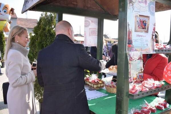 RUMENKA: Zimski dani kulture, kulinarstva i starih zanata