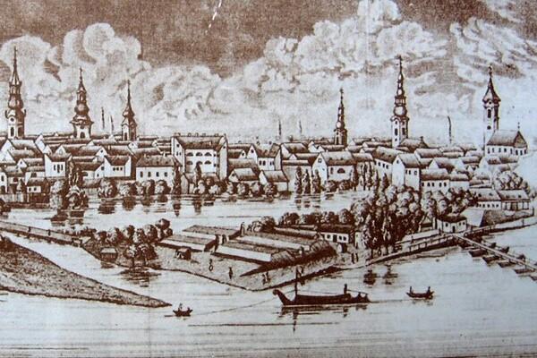 Prvi grb Novog Sada: Tačka 20 čuvenog pisma Marije Terezije