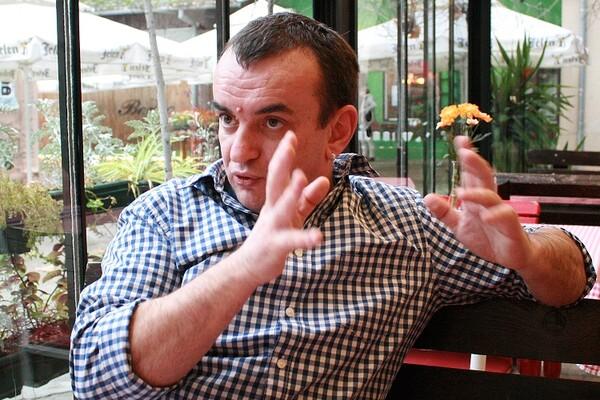 Peđa Novković: Možemo u kafani da pričamo kako ništa ne valja, a možemo i da probamo nešto da promenimo!