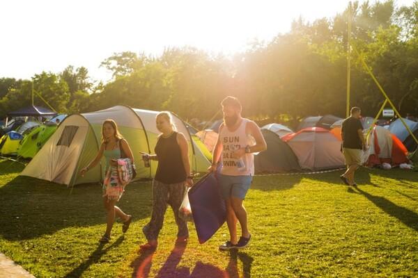 Tokom Exita sunčano, vedro i bez padavina, kamp se otvara već 2. jula
