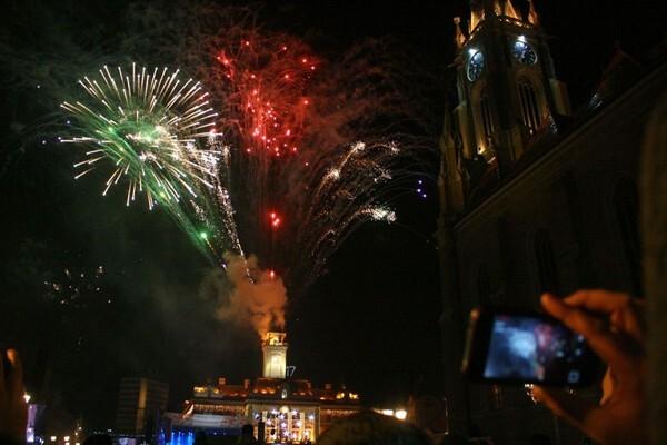Doček Nove godine u Novom Sadu: Koncerti na više lokacija