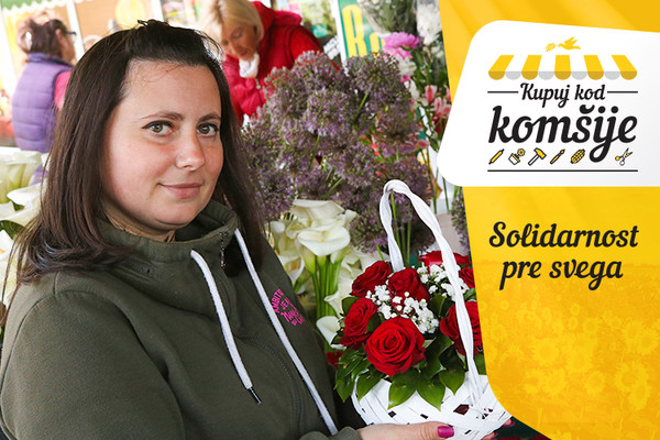 """""""Davidovac flower studio"""": Koloritni retro aranžmani ulepšaće svaki dom"""