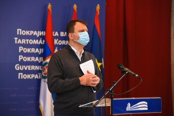 U Vojvodini 41 slučaj korona virusa, u Novom Sadu 22 obolelih