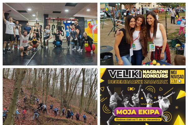 """FOTO: Pobednici druge nedelje nagradnog konkursa """"Moja ekipa"""""""