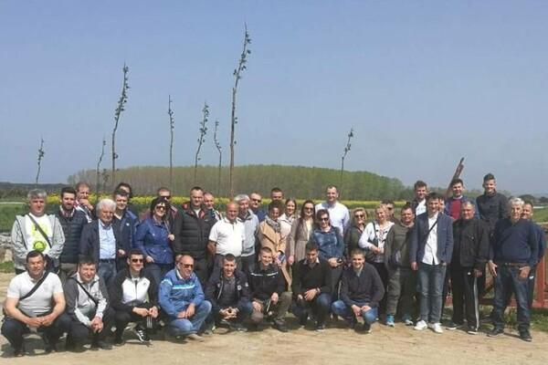 Poljoprivrednici s teritorije Grada otišli u Italiju na studijsko putovanje