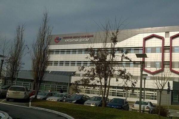 Pacijentkinja skočila sa trećeg sprata Kliničkog centra Vojvodine