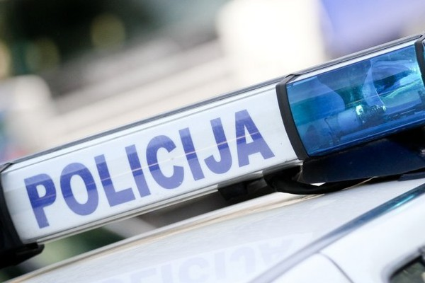 Uhapšen čovek koji je juče podmetao požare u Novom Sadu