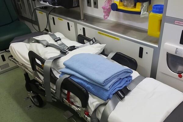 HITNA POMOĆ: Osamnaestogodišnjak teže povređen na putu Kać-Budisava