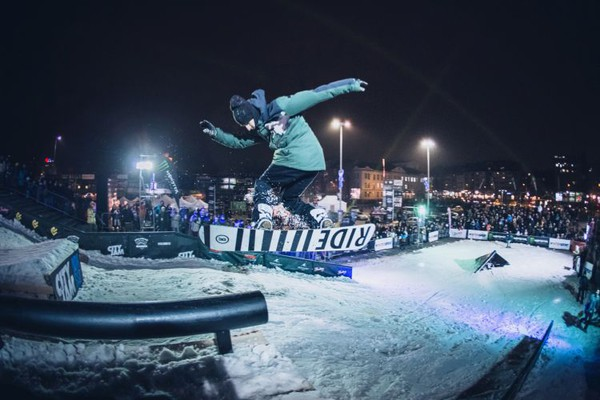"ZIMSKI SPORTOVI U NS: Takmičenje ""AvalanchRiskCityJam"" 22. i 23. decembra na Spensu (FOTO)"