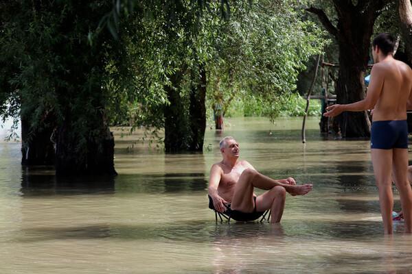 """ISTRAŽILI SMO: Koliko je vodostaj Dunava """"skratio"""" novosadske plaže? (FOTO)"""