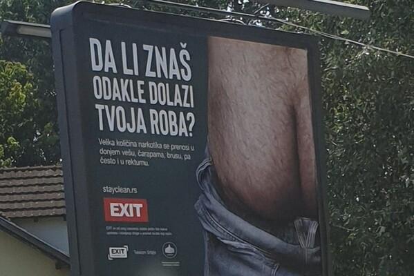Exitova kampanja protiv droge izazvala reakcije na mrežama