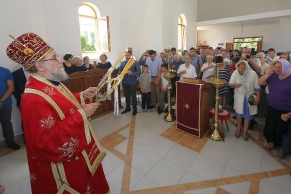 Osveštana nova crkva u Petrovaradinu (FOTO)
