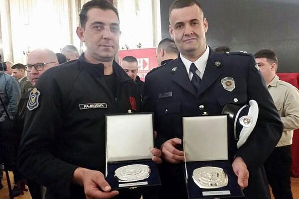 "Policajac iz Temerina dobitnik plakete za ""Najplemenitiji podvig godine"""