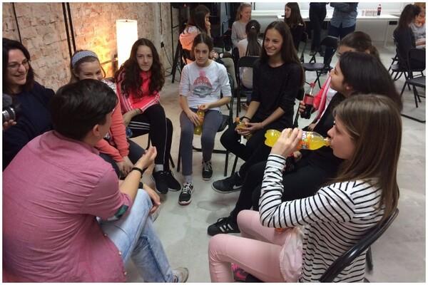 """Predstavljena kampanja """"Inspiring girls"""" u Novom Sadu"""