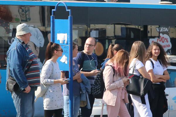 GSP: Linija broj 12 menja trasu od 25. do 29. novembra