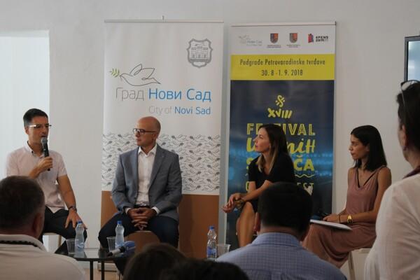"""Otvoren novi kreativni centar """"Prostor"""" u Petrovaradinu"""