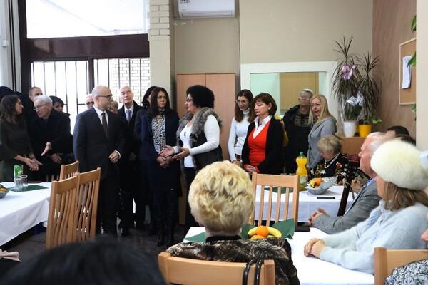 Otvoren devetnaesti Klub za penzionere u Novom Sadu