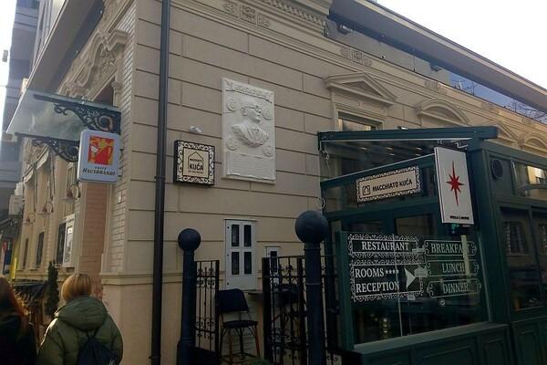 FOTO: Ignjat Pavlas dobio spomen-ploču u Železničkoj ulici