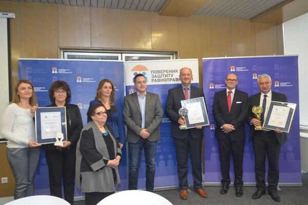 Novom Sadu nagrada za grad jednakih mogućnosti