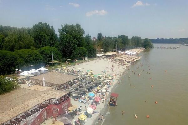 RHMZ: U Novom Sadu danas najviša dnevna 36ºC, od ponedeljka svežije za 5 do 10 stepeni