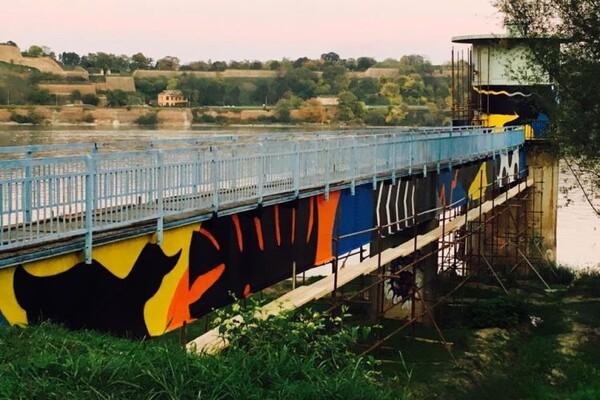 "FOTO: JKP ""Vodovod i kanalizacija"" oslikava reni bunare na Sunčanom keju"