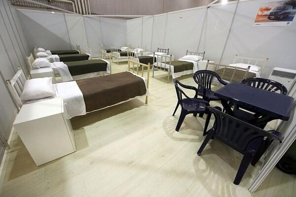 FOTO: Hala 1 Novosadskog sajma predata na upravljanje KCV-u