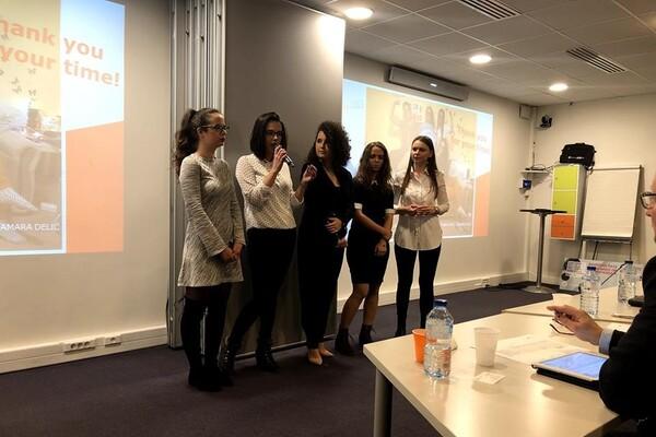 Studentkinje osmislile aplikaciju za ljude oštećenog sluha i osvojile treće mesto u Parizu (FOTO I VIDEO)