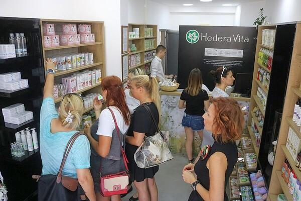 """""""HEDERA VITA"""" STIGLA I U NOVI SAD: Biljke u službi lepote i zdravlja (FOTO)"""