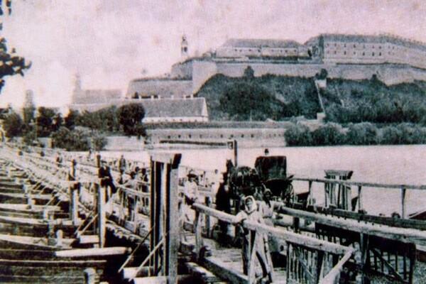 Kako je izgledala Petrovaradinska tvrđava početkom XIX veka