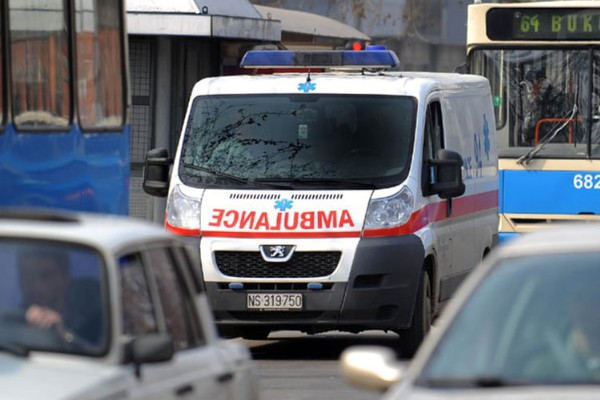 Saobraćajna nesreća u Petrovaradinu: Povređeno 5 žena