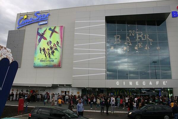 Otvoren najveći CineStar bioskop u Vojvodini (FOTO)