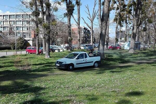 """""""CIKLONIZACIJA"""": Počela borba protiv krpelja u gradu i prigradskim naseljima (FOTO)"""