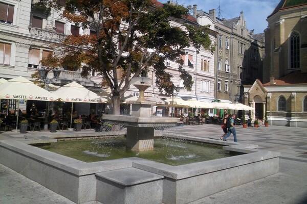 Ko vodi brigu o novosadskim fontanama?