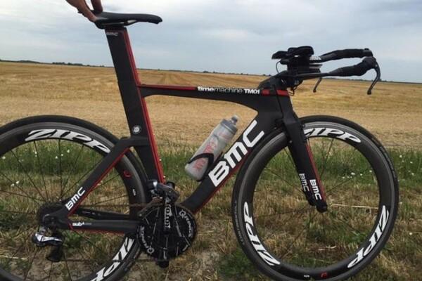 GRBAVICA: Novosadskom trijatloncu ukraden bicikl pred važnu trku