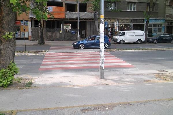UGZI planira obnovu trotoara i bicikilističkih staza u Futoškoj ulici