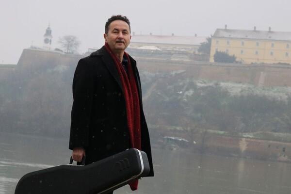 Branislav Bane Krstić, kantautor i muzičar: Život je težak, bilo gde da živiš, ali i lep