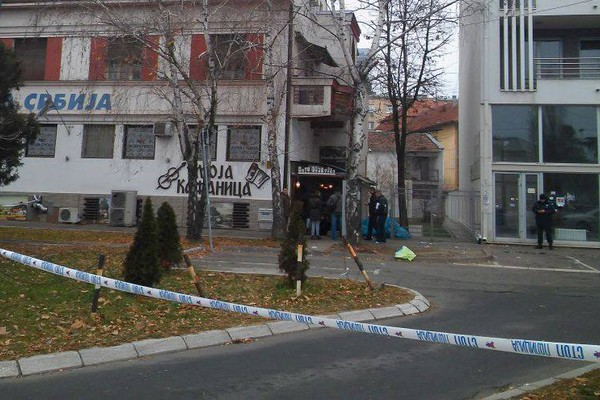 "NOVAKOVIĆ: ""Kriminal u Novom Sadu u punom zamahu"""