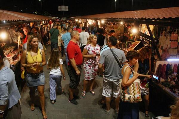 Noćni bazar u petak i subotu na novoj lokaciji