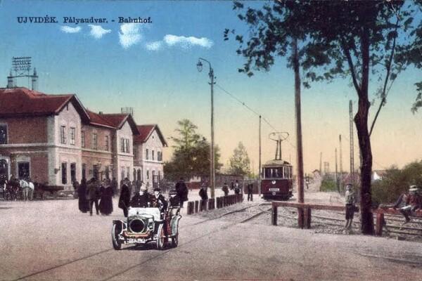 Da li znate kada se prvi automobil zakotrljao novosadskim ulicama?
