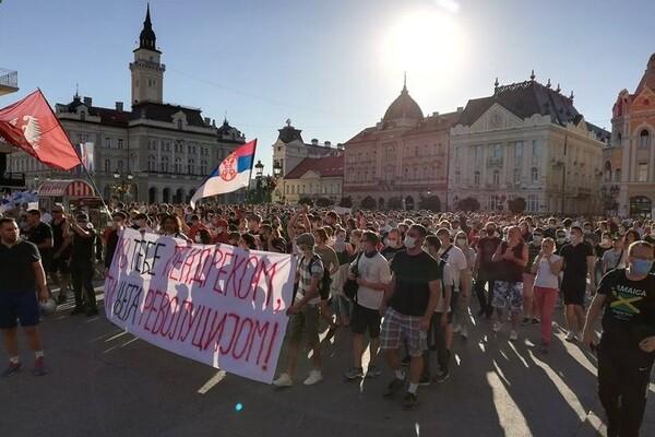 VUČIĆ: Novi Sad i Beograd su žarišta nastala kao posledica protesta